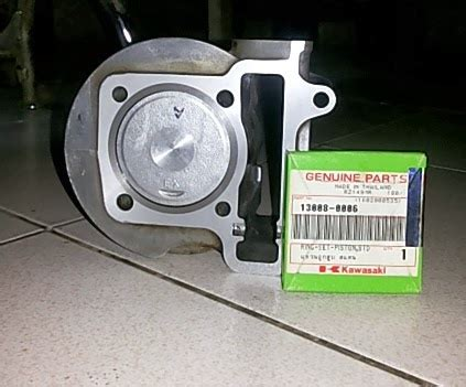 Ring Seher Beat tips bore up motor tips bore up honda beat aman untuk harian
