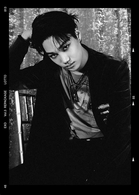 Ready Cp Exo Black update exo shares more teasers for upcoming return with quot lotto quot soompi