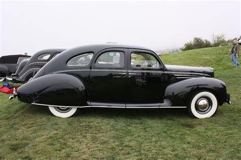 1939 lincoln zephyr v12 sedan cars