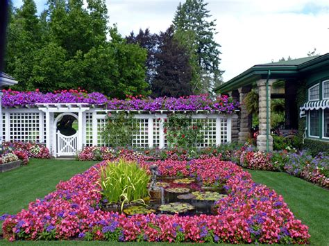 world famous gardens lala s food heaven the butchart gardens