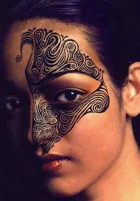 eyeliner tattoo new zealand marcela montoya fotos de los tatuajes maori