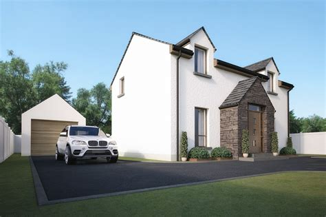 architects ballymena antrim northern ireland belfast planning approval granted for a dublin road house antrim