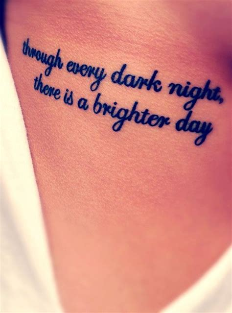 inspirational tattoo ideas meaningful and inspiring quotes for you fashion