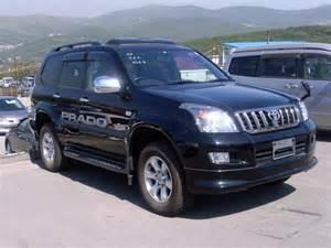 Toyota Land Cruiser Prado 2007 2007 Toyota Land Cruiser Prado For Sale 2 7 Gasoline