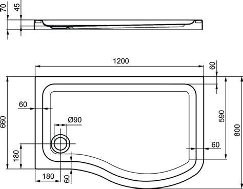 montaggio piatto doccia acrilico dettagli prodotto t2551 piatto doccia in acrilico