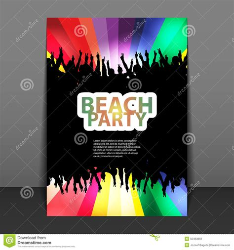 season of brightest light books flyer or cover design stock vector image