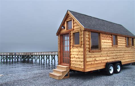 The Tumbleweed Tiny House Company Tumbleweed Tiny Houses On Wheels