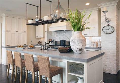 kitchen island pot rack pot rack island my house kitchen