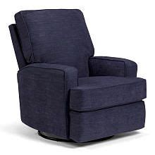 Kersey Upholstered Swivel Glider Recliner Best Chairs Kersey Upholstered Swivel Glider Recliner Eucalyptus Colors Chairs And Gliders