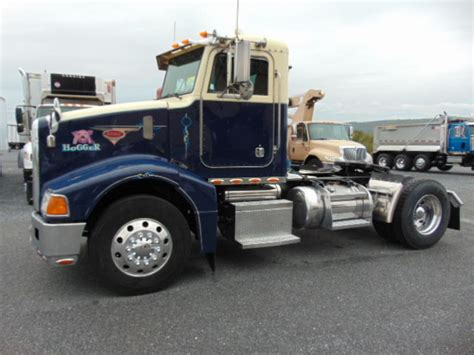 Single Axle Peterbilt With Sleeper For Sale by Peterbilt Single Axle Daycab For Sale 11016