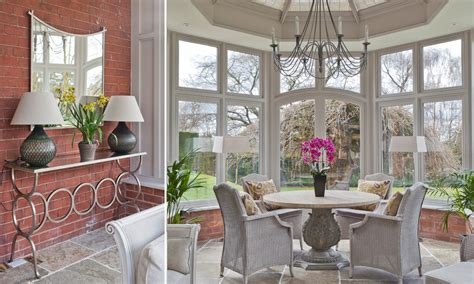 Conservatory Dining Table Conservatory Furniture Interiors By Vale Garden Houses