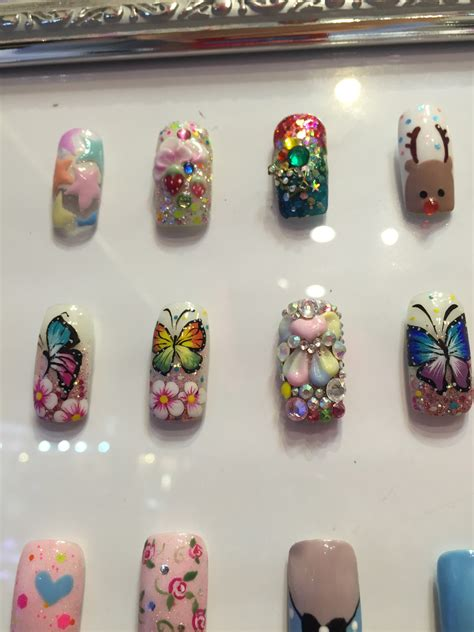 Gel Nail Salon by Where To Find The Best Nail Salon Artists In Bangkok The
