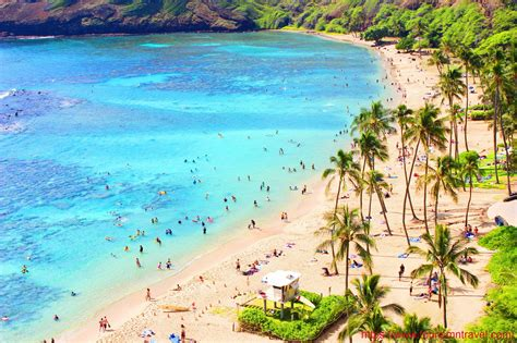 best vacation beaches top 5 united states beaches best places to travel in usa