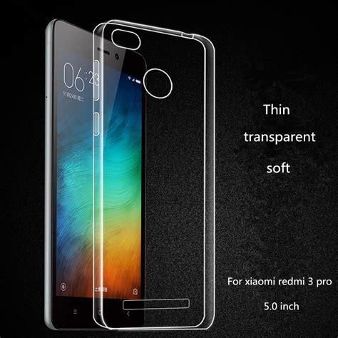 Ultra Thin Silicon Xiaomi Redmi Pro Pink for xiaomi redmi 3 s 3s pro cases silicone cover xiomi redmi 3 pro luxury redmi 3 pro