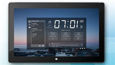 alarm clock hd app for windows in the windows store