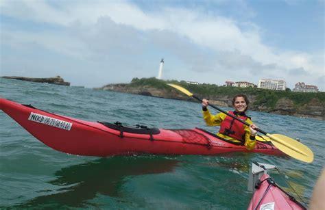 sea kayaking excursions near biarritz