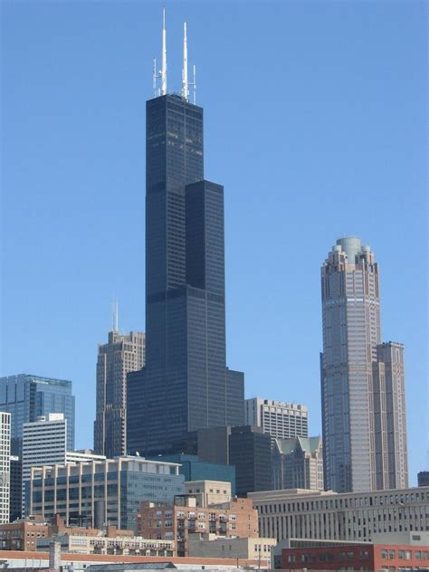willis tower chicago best structures sears tower in chicago