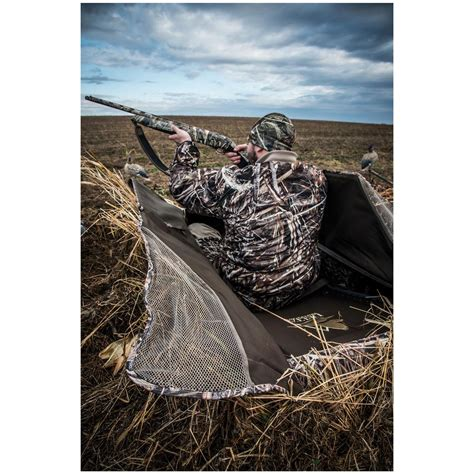 layout blind buyers guide delta waterfowl gear zero gravity layout blind 668536