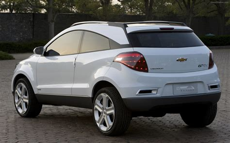 chevrolet gpix crossover coupe concept widescreen exotic
