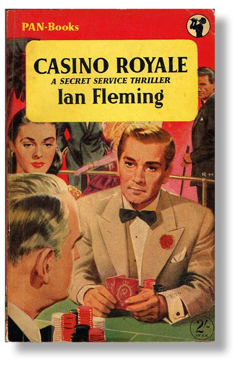 casino how casino books casino royale bond 007 by ian fleming used