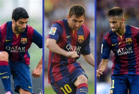 wallpaper trio barcelona fc barcelona messi neymar suarez
