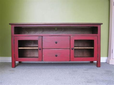Cottage Media Console by Tv Stand Wooden 60 Quot Tv Console Cottage