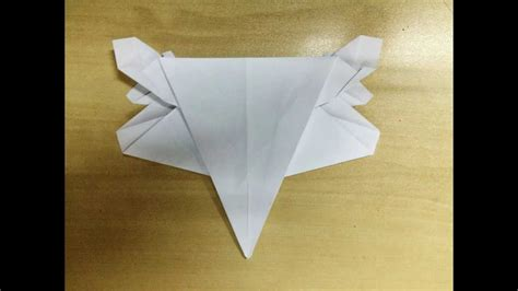 origami f 16 tutorial origami f 22 raptor tutorial youtube