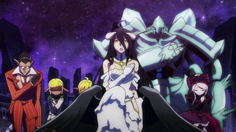 anime like overlord anime review overlord lights camera action page 1