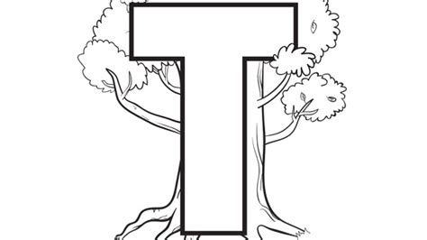 t is for tree a letter of the week preschool craft alphabet series t tree grandparents com