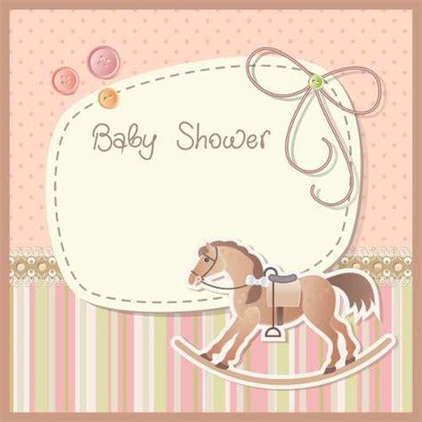 tarjetas de invitacion para imprimir baby shower gratis 15 opciones de tarjetas para baby shower personalizadas