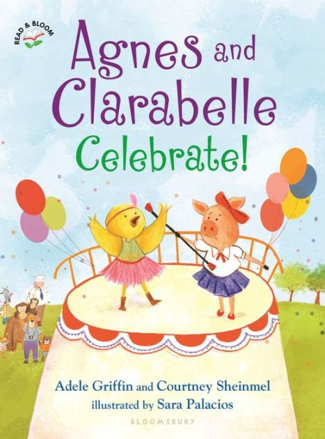 adele palacios biography agnes and clarabelle celebrate by adele griffin courtney