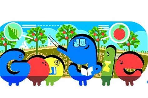 doodle animado do festeja el d 237 a maestro en doodle animado