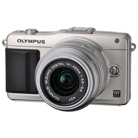 Olympus Pen F Mirrorless Micro Four Thirds Digital Only olympus e pm2 mirrorless micro four thirds digital v206021su000