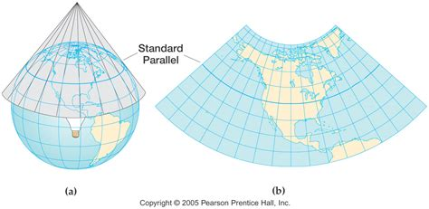 united states map projection supplemental lecture materials