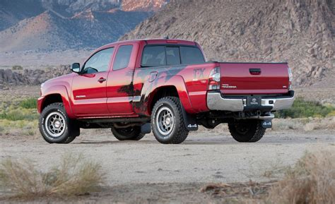 2014 Toyota Tacoma Trd Car And Driver