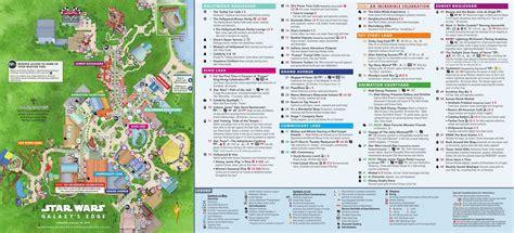 updated guidemap coming  disneys hollywood studios