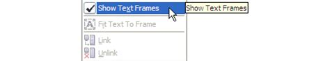 teks prosedur membuat bingkai foto membuat bingkai teks dengan text frames coreldraw