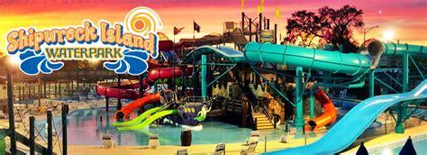 theme park jacksonville fl shipwreck island water park at adventure landing