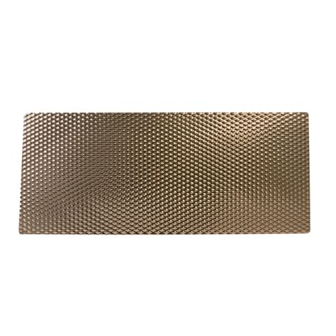 sm820cwr copperwave counter mat 8 5 x 20 inches range