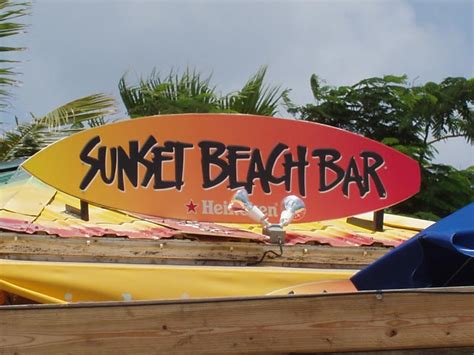 top beach bars the best beach bars in st martin rental escapes