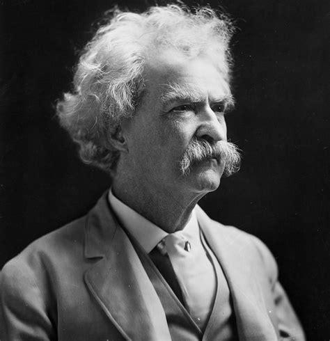 Light Bulb Color Free Photo Mark Twain Man Person Portrait Free Image
