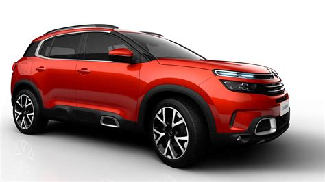 most comfortable small suv citroen debuts all new c5 aircross dubbed quot most