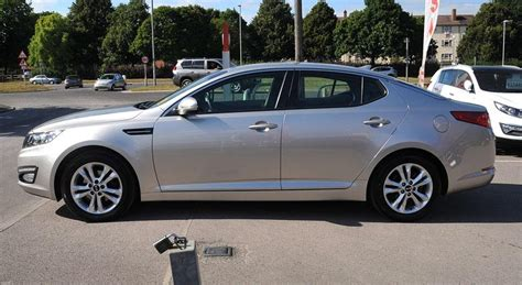 Kia Optima 13 2013 13 Kia Optima 1 7 Crdi 2 Tech Fowlers Taxi