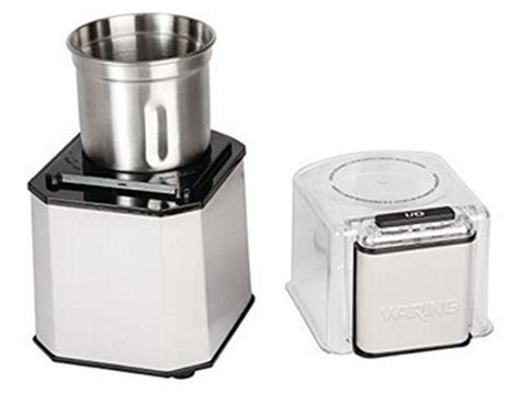 choose from 7 electric spice and nut grinders