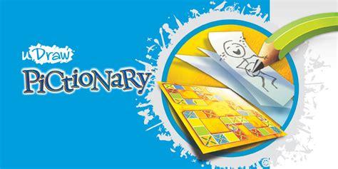 pictionary gioco da tavolo pictionary wii giochi nintendo