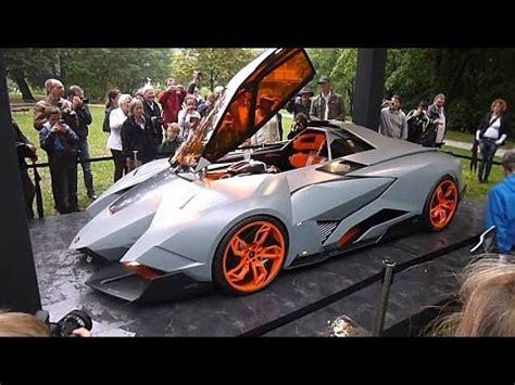Lamborghini 6 Elemento Vs Bugatti by Lamborghini Egoista Vs Bugatti Veyron Bugatti Veyron And