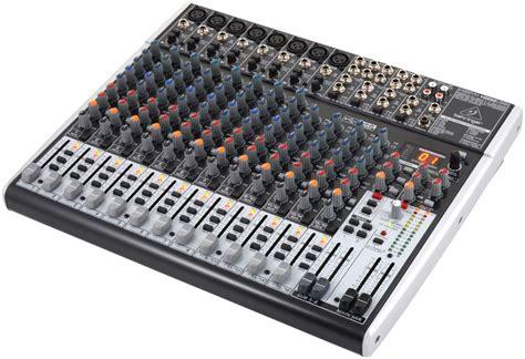 Katalog Mixer Behringer behringer xenyx x2222 usb musikhaus thomann