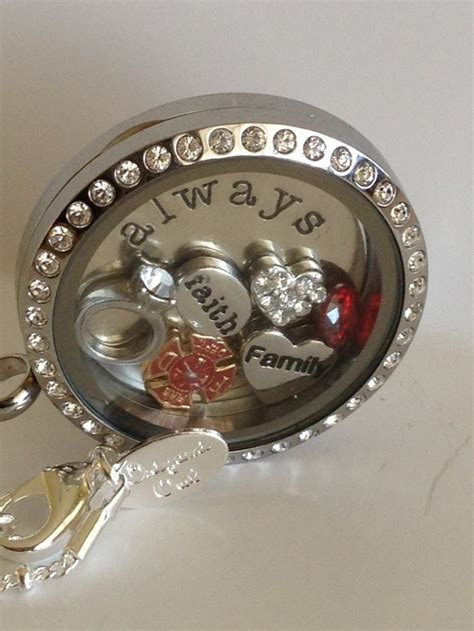 Origami Owl Firefighter Locket - 17 best images about firemen on firefighters