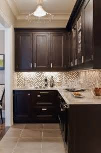 kitchen cabinets with backsplash glass tile backsplash contemporary kitchen venegas and company