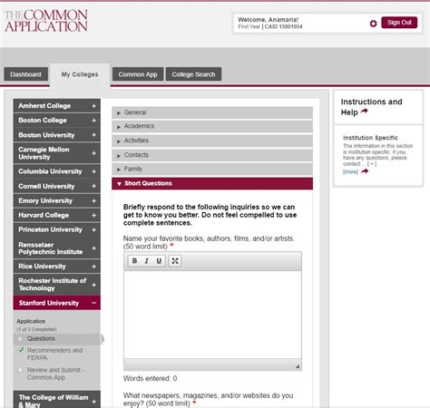 Common App Essays That Got Into Stanford by The Ultimate Guide To Applying To Stanford